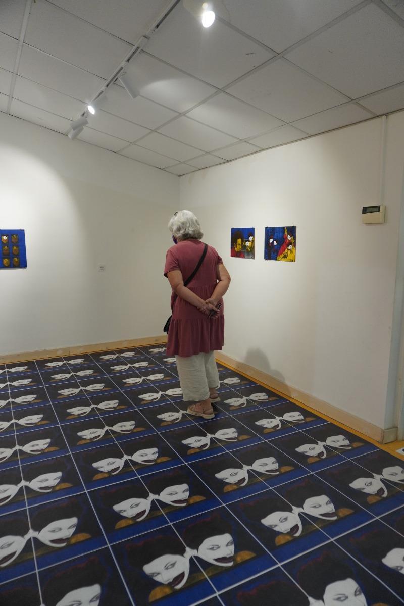 תערוכה דב אור נר